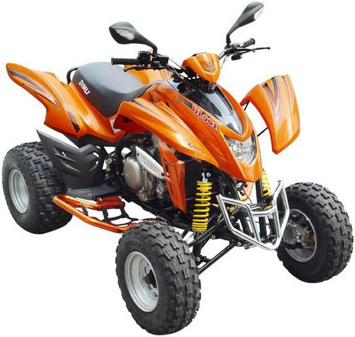 BOOXT DINLI-450<br>Quad sport loisirs homologué route 450<br>PRIX 6990€ TTC