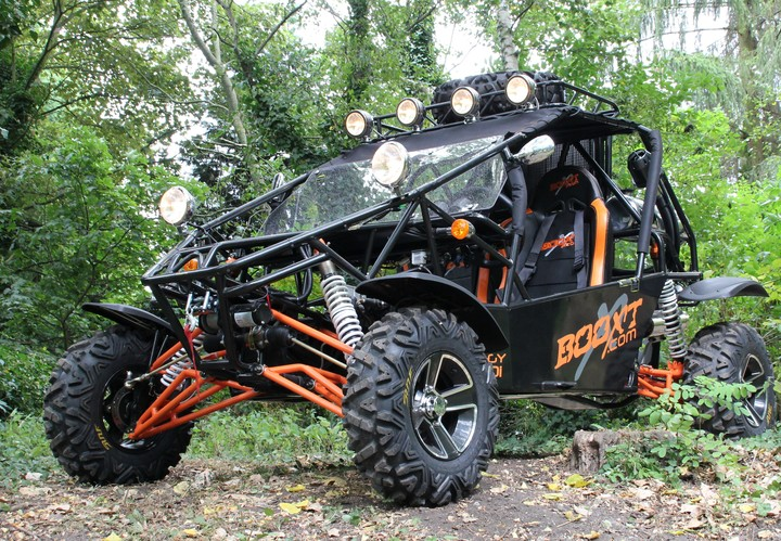 BOOXT EXPLORER-1100-GRAND_RAID<br>Buggy eXplorer 1100 GRAND RAID homologu� route 1100. 10990� TTC