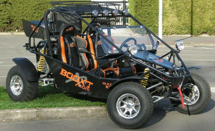 booxt explorer 650 buggy gokart homologu route 650 7490. Black Bedroom Furniture Sets. Home Design Ideas